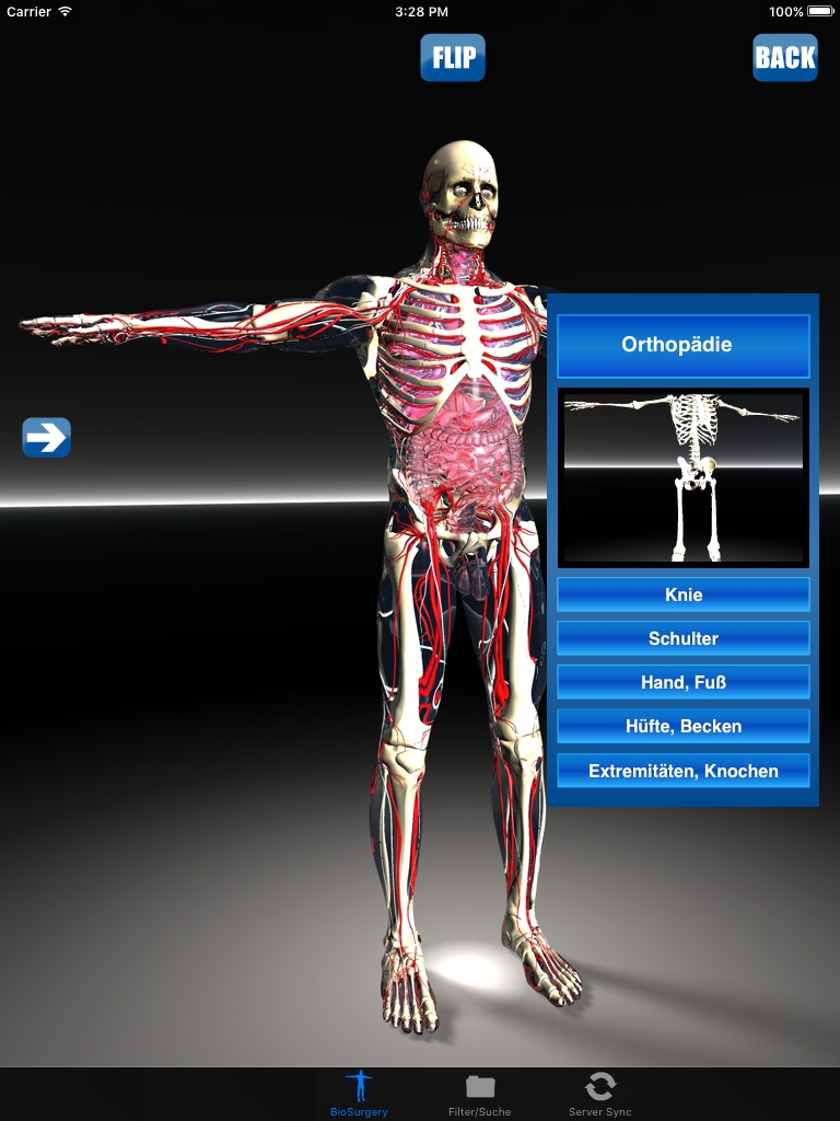 BioSurgery Screenshot